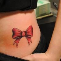 foto-sfondi-tatuaggi-colorati-fiocco-rosso