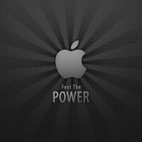 immagini-sfondi-ipad-mela-apple-grigio
