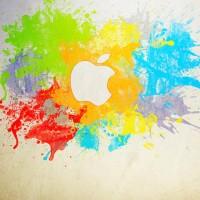 immagini-sfondi-ipad-apple-macchie-colori